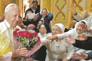 Un grupo de monjas francesas está dispuesta a renunciar a sus votos.