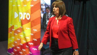 Se consolidó el crecimiento de Patricia Bullrich como figura del gobierno.