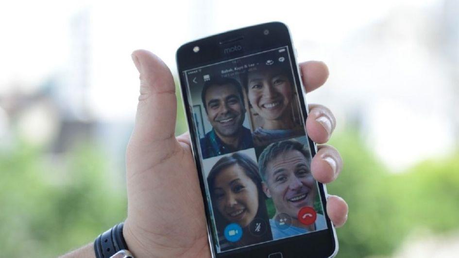Cómo hacer llamadas de voz y de video directamente desde un grupo de WhatsApp