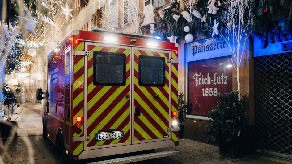 Dos muertos y 11 heridos tras un tiroteo en el centro de Estrasburgo,en Francia