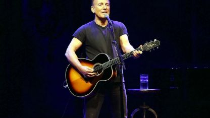 The boss. Springsteen lanza junto al documental que se estrena en Netflix un disco en vivo de ese show.