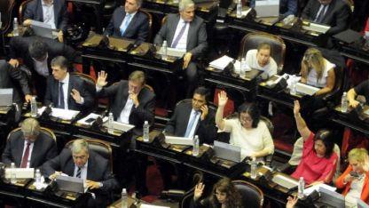 Segunda chance. Liderados por el mendocino Carmona, la semana pasada Diputados rechazaron el acuerdo de comercio con Chile.