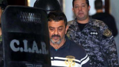 Asistido. Elmelaj será revisado a diario por médicos en prisión.