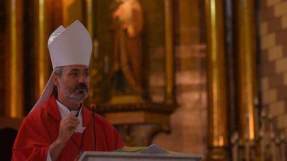 El 11 de abril de 2015 el papa Francisco lo eligió obispo titular de Tanudaia y auxiliar de la arquidiócesis de Mendoza