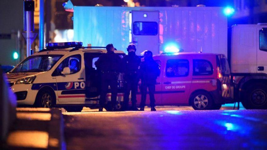 Un muerto y varios heridos en el centro de Estrasburgo