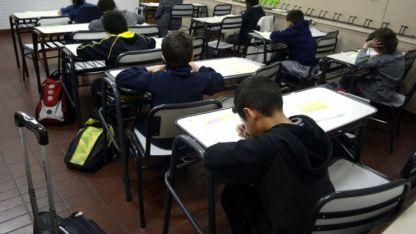Seguimiento. Se podrá saber notas, asistencias o sanciones de los alumnos, con actualización permanente.