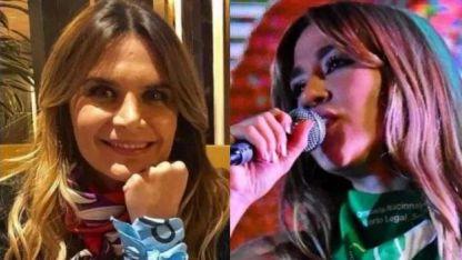 Jimena Barón criticó sin filtro a Amalia Granata