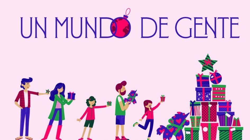 """Un mundo de gente en Mendoza Plaza Shopping"""