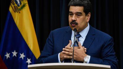 En mayo pasado, Maduro ganó la elecciones con un alto porcentaje de votos.