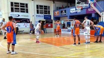 El Naranja debía ganar por al menos 10 puntos al Deportivo Viedma para entrar al Súper 4.