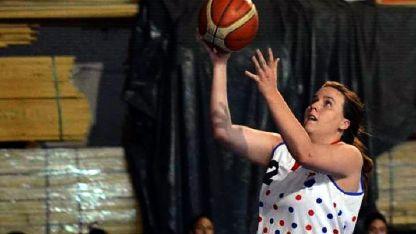 Aldana Álvarez fue una de las destacadas de la noche.