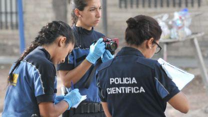 Pesquisa. Una vez denunciados los hechos, los investigadores intentan dar con los delincuentes.