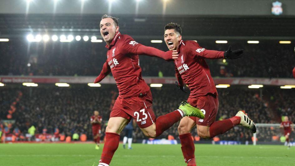 El Liverpool se pone líder y deja muy tocado a Mourinho