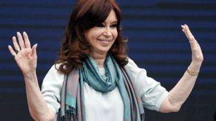 Causa. La ex presidenta Cristina Fernández seguirá acusada por asociación ilícita.