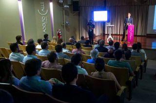 Interés. El evento organizado por Los Andes atrajo la atención de los empresarios mendocinos.