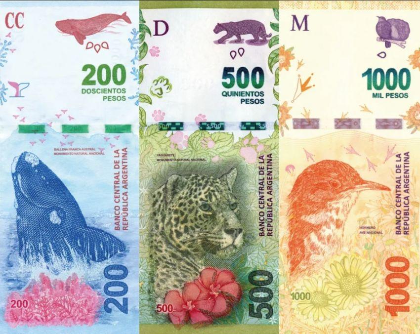 Ni Roca ni Evita: el nuevo billete de $100 tiene una taruca