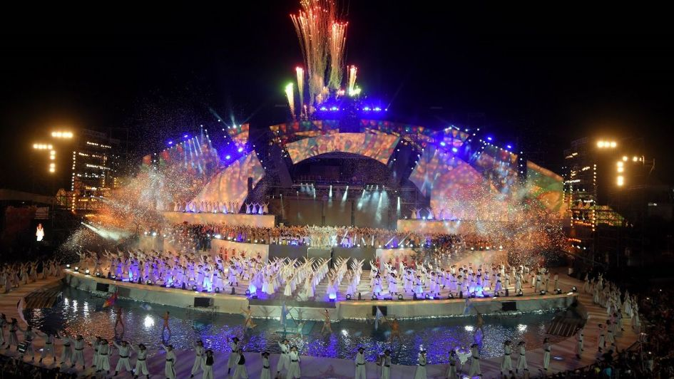 Llevan la Fiesta Nacional de la Vendimia a festivales de Cosquín y Carlos Paz
