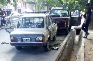 Habían robado un Fiat 128 Súper Europa