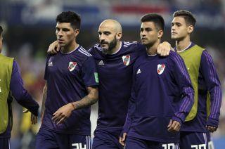 Los mendocinos tuvieron su peor noche: Enzo Pérez ejecutó mal el quinto penal y el Pity erró en el tiempo reglamentario.