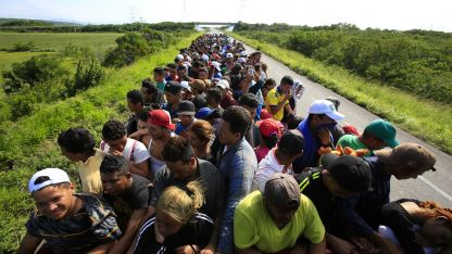 164 países suscribieron el Pacto Global para las Migraciones tras la cumbre de Marrakech.