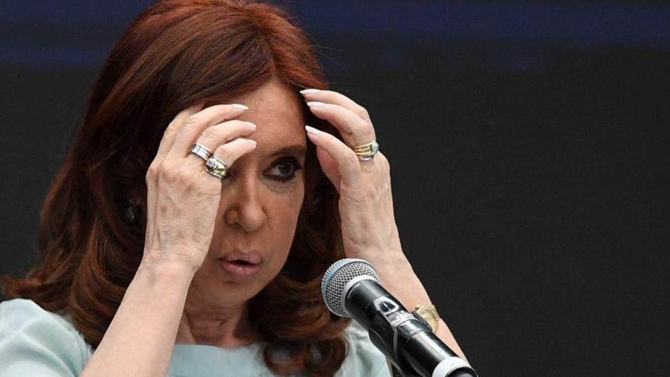 Cuadernos K: confirmaron el procesamiento con prisión preventiva para Cristina Kirchner