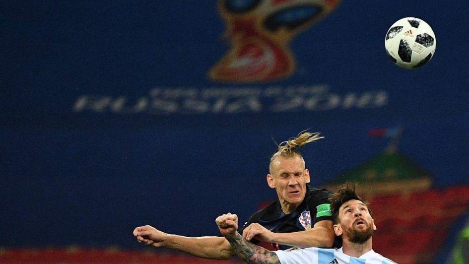 El gran gesto de Lionel Messi con la Selección de Croacia