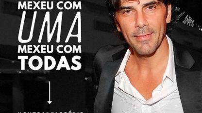 Actrices brasileras repudian a Darthés
