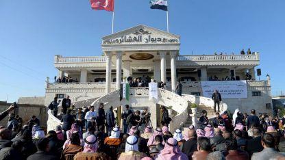 150 tribus sirias se reunieron en Sajo para analizar el qué pasará de ahora en más.
