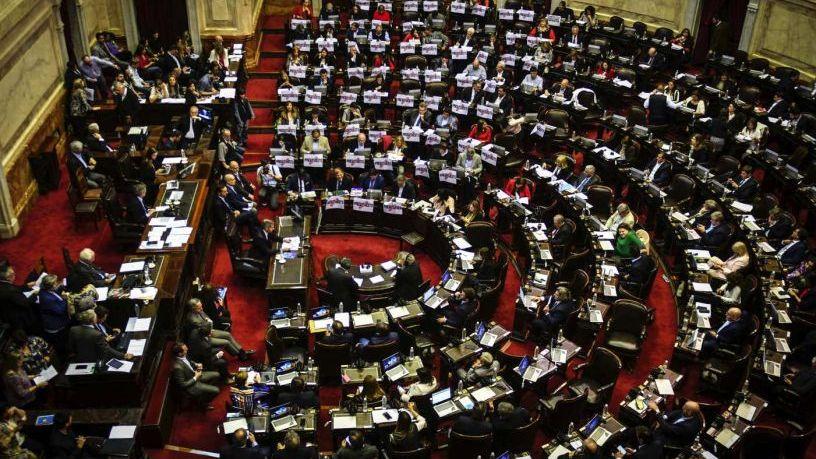 Género: ocho de cada diez legisladoras nacionales dicen haber sufrido violencia
