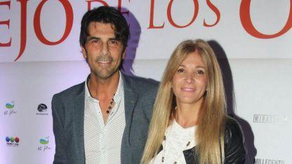 Juan Darthés yMaría del Carmen Leone