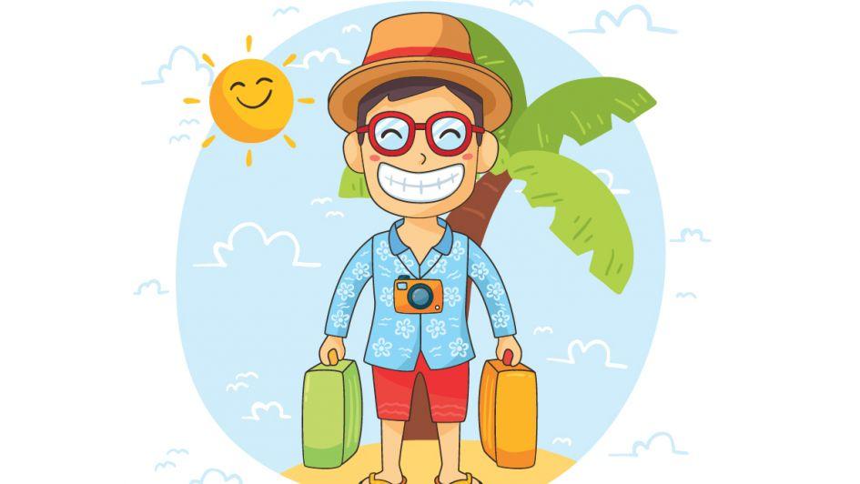 Vacaciones, ese respiro para llenarse de vida