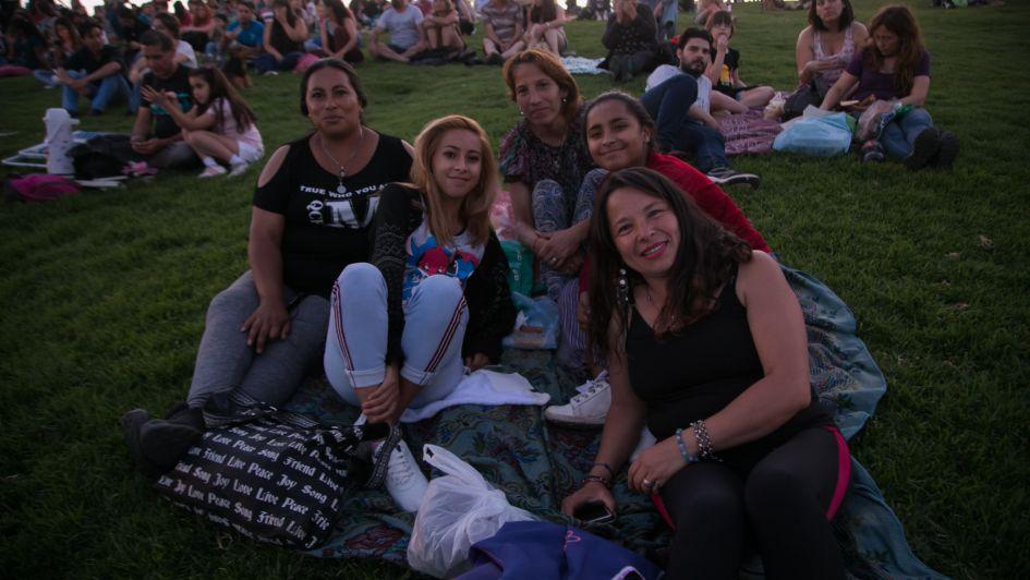 Alrededor de diez mil personas disfrutaron el cierre artístico de la UNCuyo