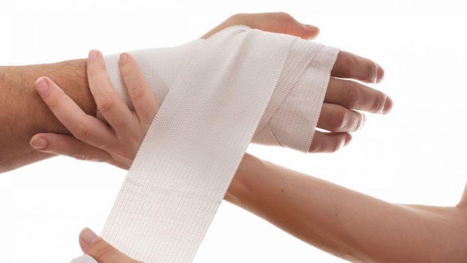 Desarrollan un vendaje eléctrico que acelera la curación de las heridas