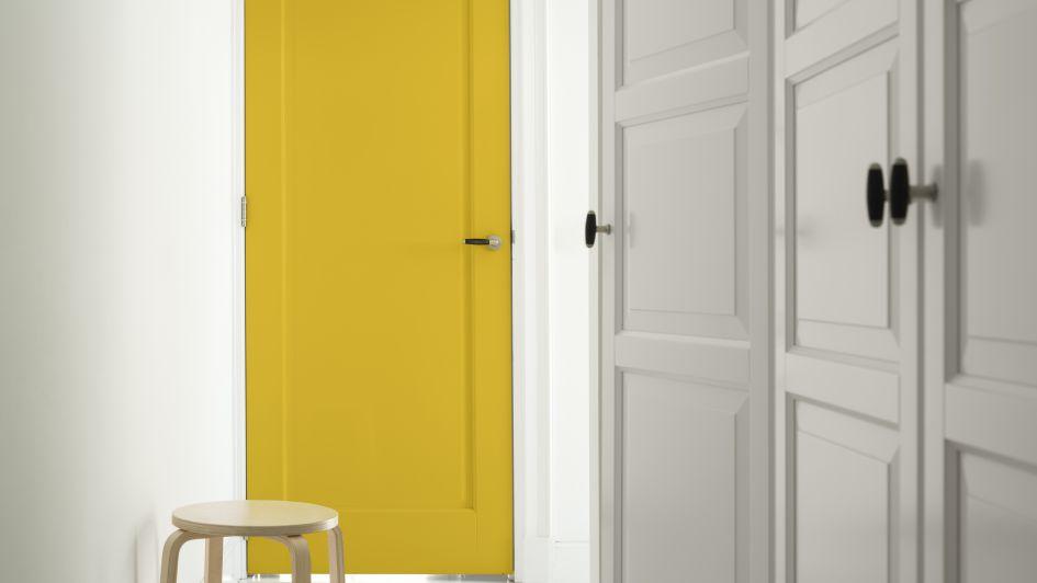 ¡Abrile la puerta al color!