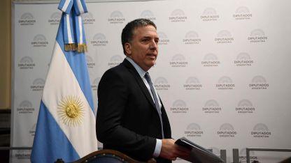 El ministro Dujovne fue el ideólogo de la polémica maniobra financiera.