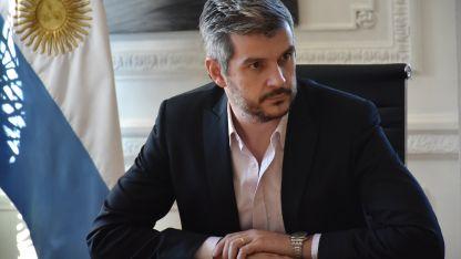 Marcos Peña estará a cargo del Sistema Contrat.AR.