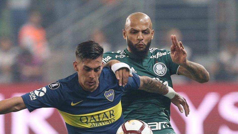 Boca tiene en carpeta a un pesado del fútbol sudamericano: Felipe Melo