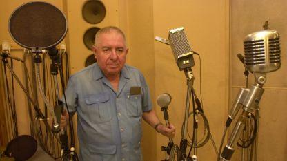 Don Arrigo trabajó con históricos músicos de nuestra provincia