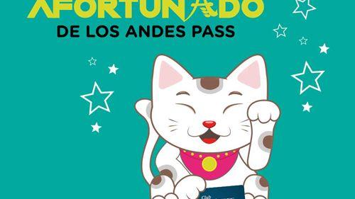 """""""El Afortunado"""" de Los Andes Pass, llega con muchas sorpresas"""
