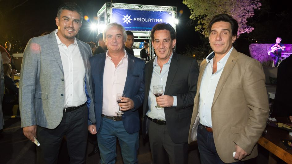 CECIM celebró fin de año con una fiesta al pie del Cerro de la Gloria