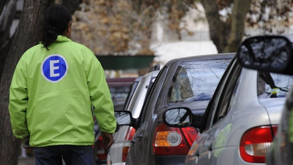 No habrá estacionamiento medido este sábado en la Ciudad de Mendoza