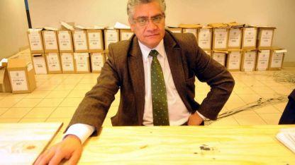 Secretario electoral. Alfredo Puebla citó a los cuatro intendentes para informarles que el calendario electoral ya está vigente.