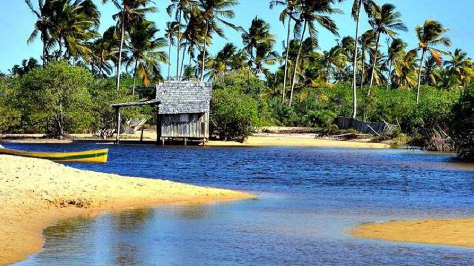 Playas de Brasil: un trío que no falla