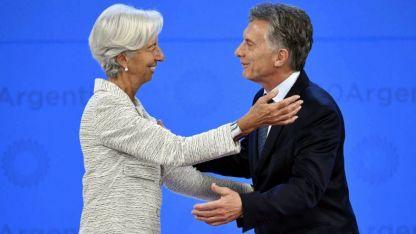 """El FMI no trajo alivio. Macri prometió que habría """"más trabajo para todos"""", pero esa meta aún está pendiente para 2019."""