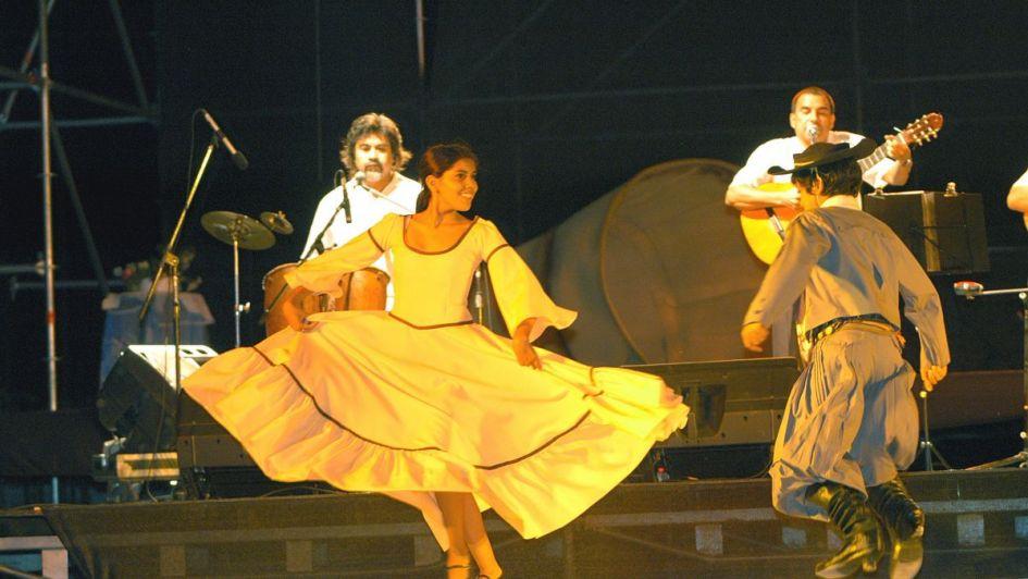 Santa Rosa: una nueva edición del festival de la Cueca y el Damasco