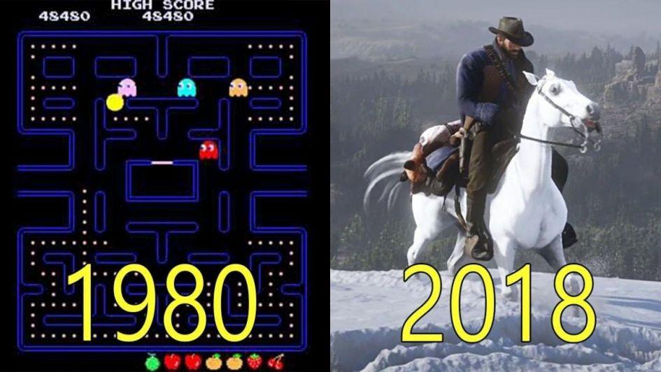 Cuáles son los mejores videojuegos desde 1980