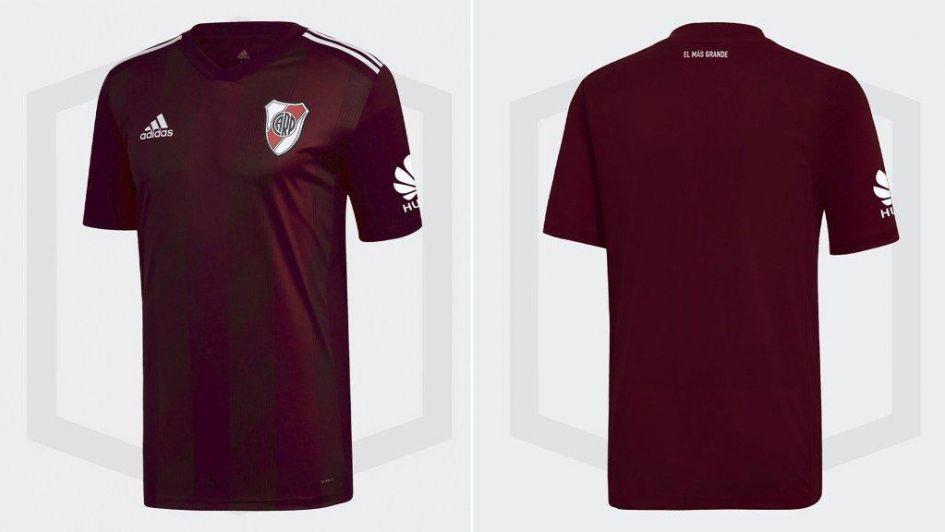 Así será la nueva camiseta de River 97d3529beec