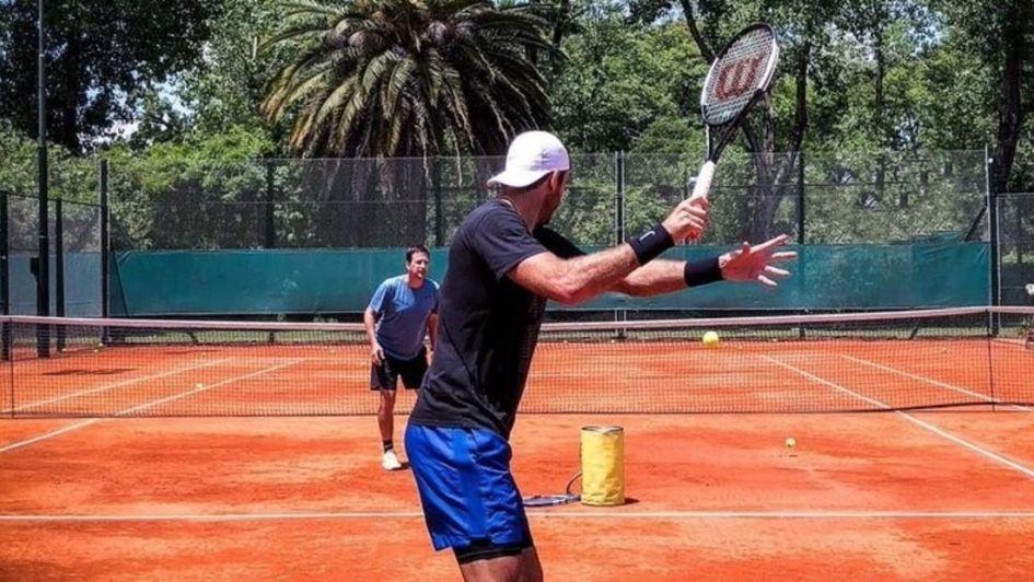 Del Potro se pierde el Australian Open por su lesión de rodilla