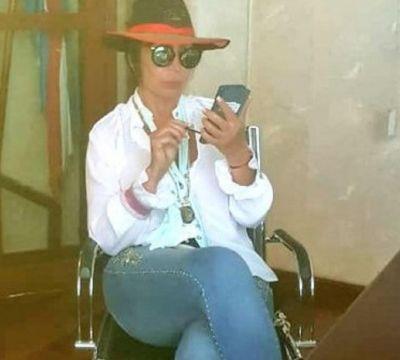 Detienen en Uruguay a Moria Casán por causa en Paraguay - Internacionales