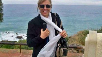 Norma Carleti. Murió apuñalada en Tunuyán.